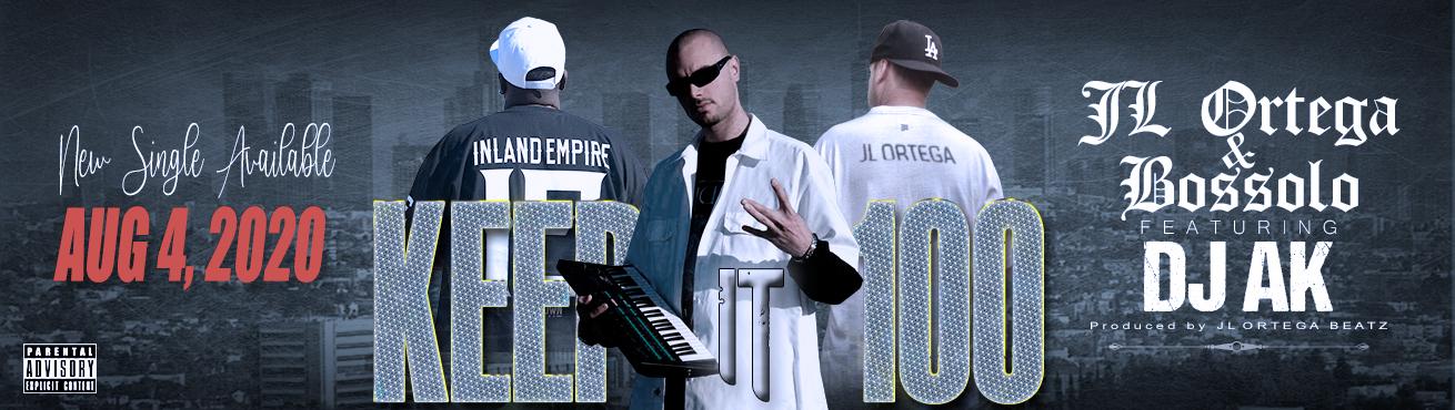 JL Ortega Bossolo DJ AK